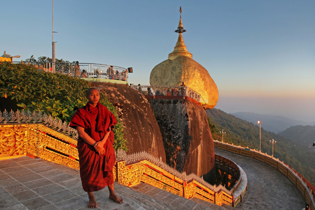 Responsible travel tips for visiting Myanmar