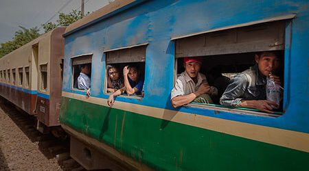 Yangon day trip to dalar