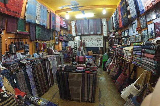 Chin Chili Shop Yangon