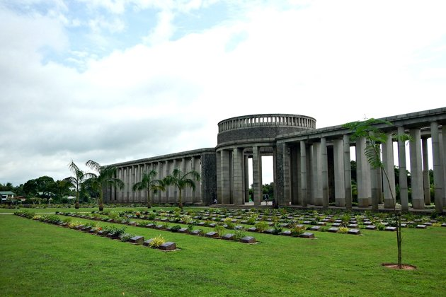 Htaukkyan Allied War Cemetery