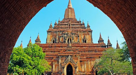 Myanmar Highlight and Beach Vacation