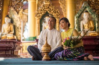 Myanmar Marriage and Wedding