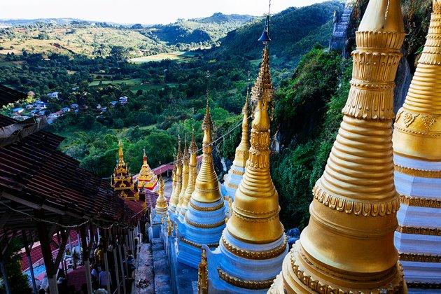 Shwe Oo Hmin Pagoda