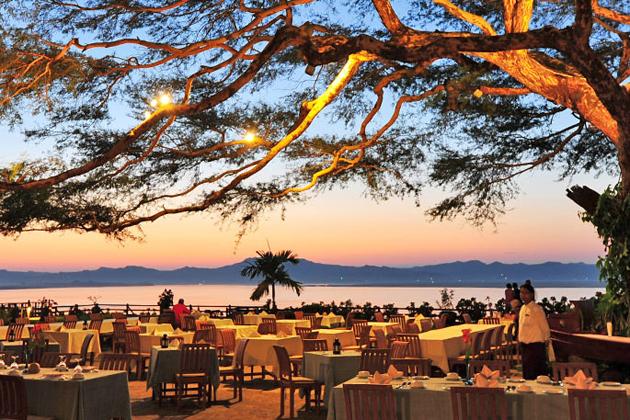 The Beach Bagan Restaurant and Bar