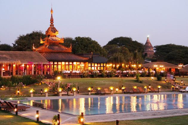 Thiripyitsaya Sanctuary Resort