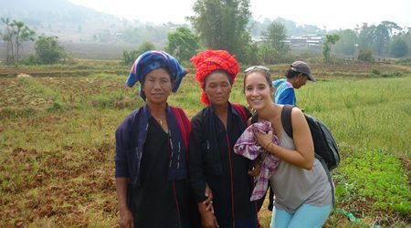 inle lake trekking tour to kalaw