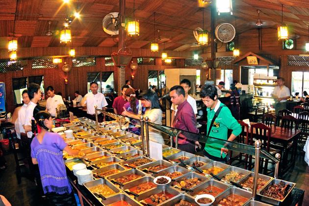 Feel Myanmar Food
