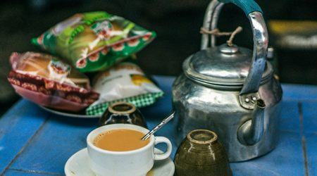 How to Enjoy Myanmar Tea