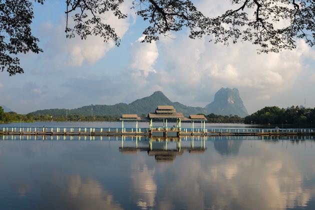 Kan Thar Yar Lake, Hpa An
