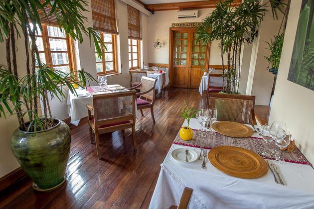 Kipling's Restaurant Yangon