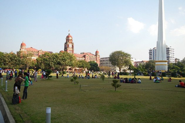 Mahabandoola Garden