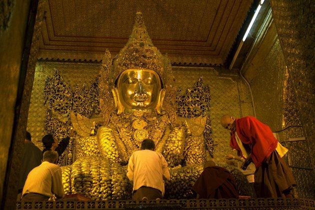 Mahamuni Buddha Image