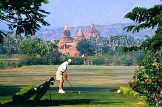 Myanmar golf