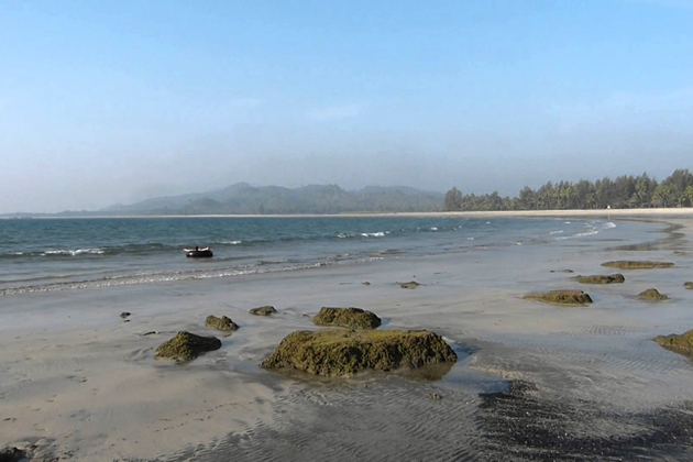 Pristine Kanthaya Beach