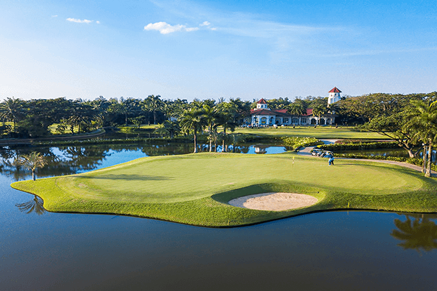 Pun Hlaing Golf Club - Best Myanmar golf courses