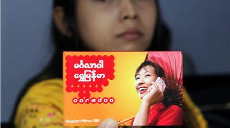 SIM Cards in Myanmar