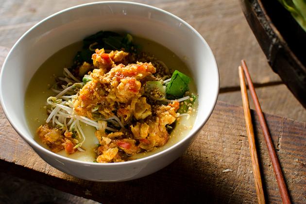 Shan Tofu Soup