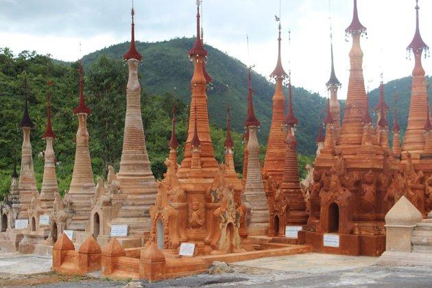 Stupas of Sagar