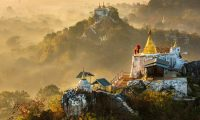 The Trail of Myanmar