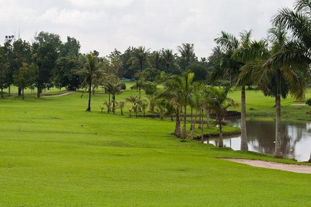 Yangon City Golf Club - Famous yangon golf club