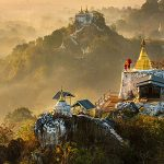 the trail of myanmar - burma trip