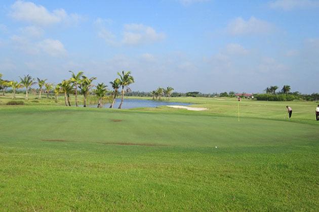 top great Myanmar golf course - Royal Mingalardon Golf and Country Club