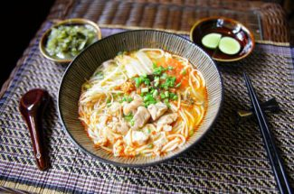 Shan Noodles – One of the Best Burmese Cuisine