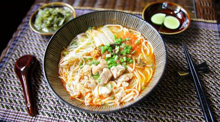 Shan Noodles – One of the Best Burmese Cuisine