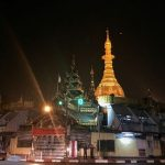Nightlife in Yangon
