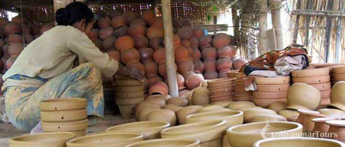 Yangon Excursion to Twante