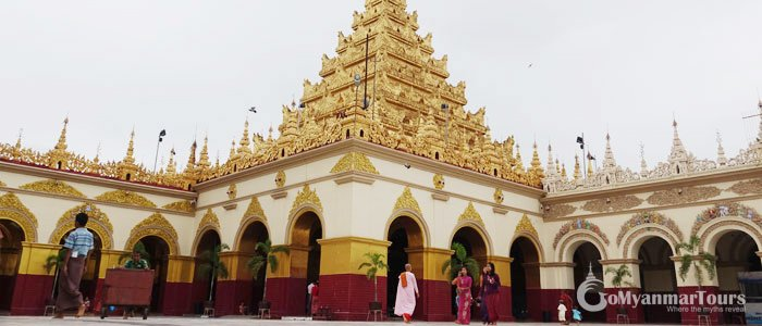 Mandalay city tour - half day