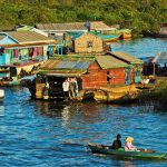 Chong Khneas Floating Village - myanmar cambodia tour