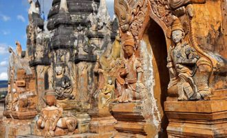 cambodia myanmar tour - 14 days