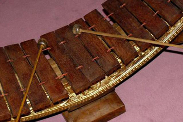 Clappers and Patala - xylophone