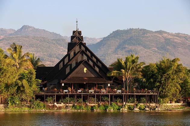 Inle Princess Resort Yangon