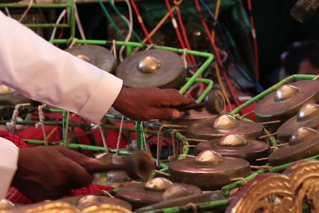 Kyey - Metal instruments