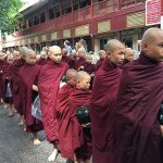 Mahagandayone-monastery Amarapura