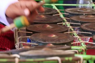 Myanmar Musical Instruments