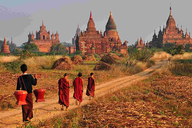 Tips for Myanmar solo travel