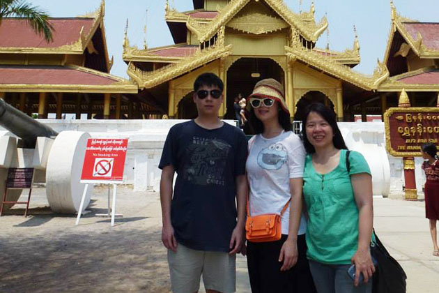 myanmar is safe for family travel