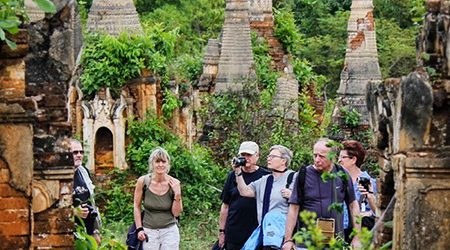 Myanmar Promotes for Development of Sustainable Tourism