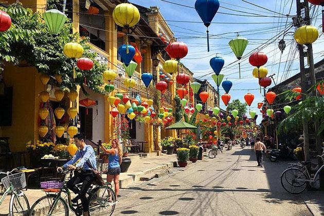 hoi an street