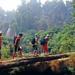 Crystal Clear Water Rafting and Hiking Adventure