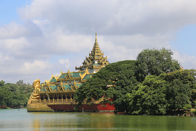 December is one of the best time to visit Myanmar