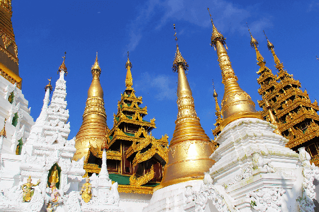 Yangon Myanmar is good to visit in all year round