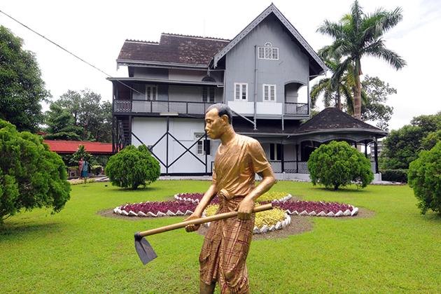 Bogyoke Aung San Museum Yangon