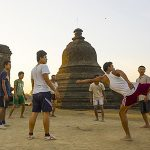 Chin Lone – Myanmar National Sport
