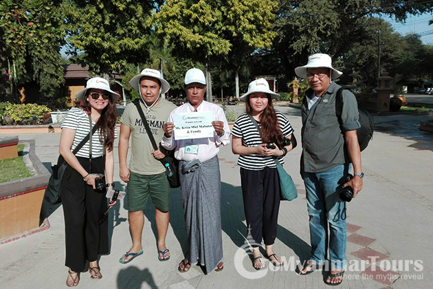 Go Myanmar Tours Feedback