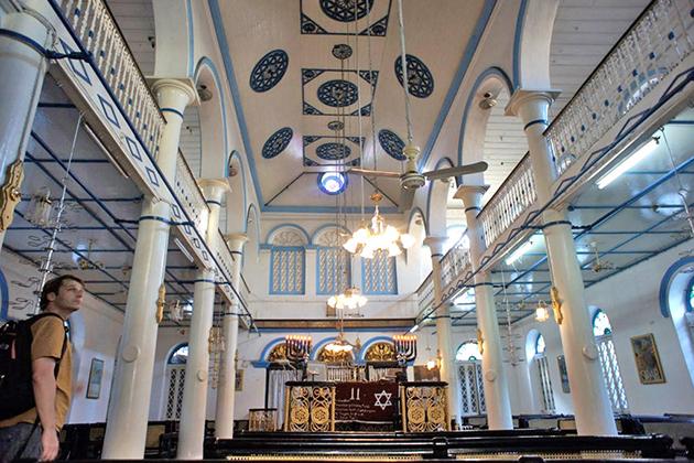 Musmeah Yeshua Synagogue Yangon