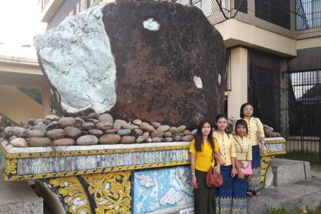 Myanmar Gems Museum Yangon